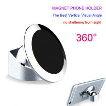 Suport magnetic auto telefon MPH1005-silver