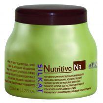 SILKAT NUTRITIVO N3 Crema restructuranta mineralizanta 1000 ml
