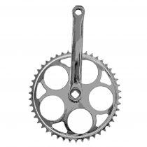 Angrenaj pedalier 46T ax patrat 340002