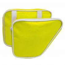 Borseta bicicleta 'NFUN yellow pentru copii
