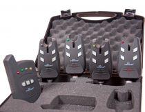 Set WIND BLADE 4 senzori avertizare cu statie wireless, cod F-79B