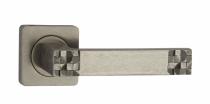 Maner Marella argint antic FARA ROZETA