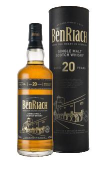 BENRIACH 20Y – 70cl