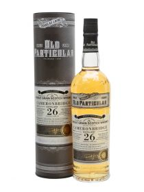 CAMERONBRIDGE 26Y OLD PARTICULAR - 70cl