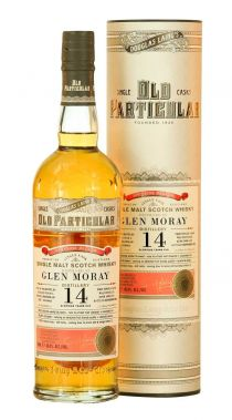 GLEN MORAY 14Y OLD PARTICULAR - 70cl