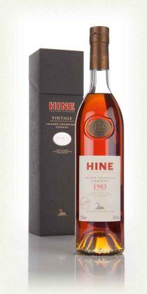 HINE VINTAGE 1983 GRANDE CHAMPAGNE   70cl