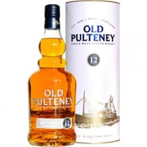 OLD PULTENEY 12 YO - 70cl
