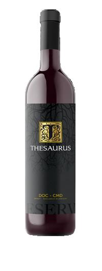 THESAURUS RESERVE CUPAJ 2015
