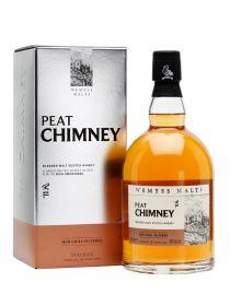 WEMYSS PEAT CHIMNEY - 70cl