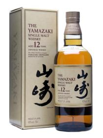 YAMAZAKI 12Y – 70cl