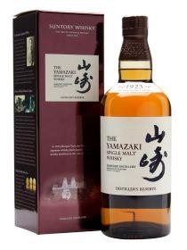 YAMAZAKI DISTILLER'S RESERVE – 70cl