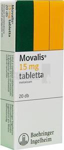 Tratamentul cu Movalis)