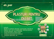 Plasturi transdermici pentru diabet 7 cm x 10 cm 16 bucati