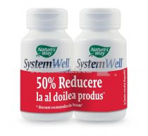 System Well Ultimate Immunity 30 tablete 1 + 1 50% din al II lea