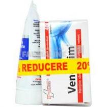Venostim 40 capsule + Venostim gel 100 ml 20% din al II lea