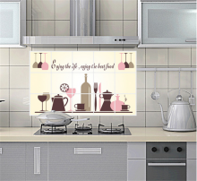 Sticker perete Cups Kitchen Decor