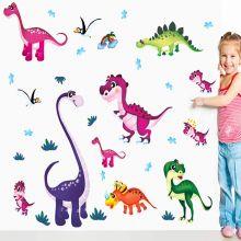 Sticker perete Dinosaurs