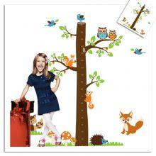 Sticker perete Grow up - Forest 182 x 180 cm