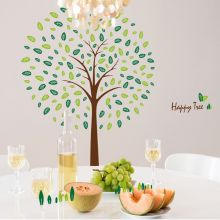 Sticker perete Happy Tree