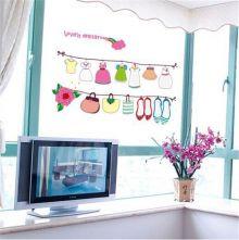 Sticker perete Lovely Dressroom