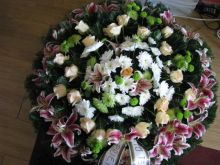 Coroana funerara