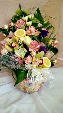Lamaie si flori