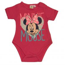 Body MS Minnie bebe -Fuchsia