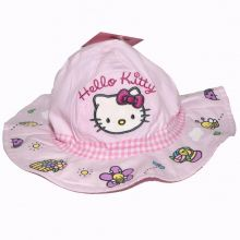 Palarie Hello Kitty-Roz Roz 50cm(2-3ani)