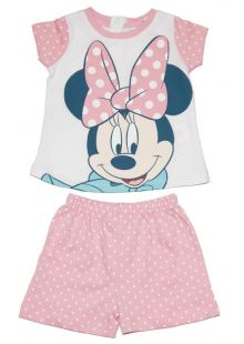 Pijama Minnie Mouse - Roz