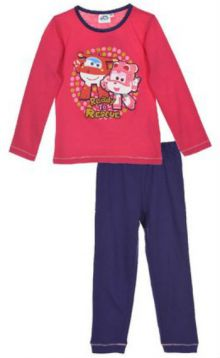 Pijama ML fete SUPER WINGS
