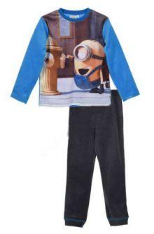 Pijama ML Minions -Albastru
