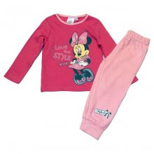 Pijama ML Minnie-Fuchsia