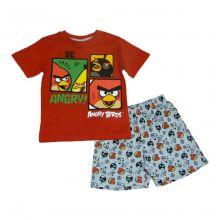 Pijama MS Angry Birds -Rosu Rosu 10ani(138cm)