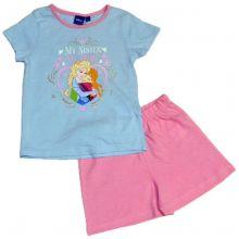 Pijama MS Frozen-Bleu