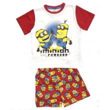 Pijama MS Minions-Rosu