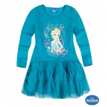 Rochita Frozen Disney-Turcoaz