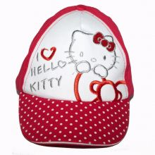 Sapca Hello Kitty-Rosu