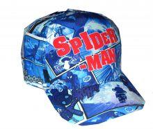 Sapca SPIDERMAN-Albastru