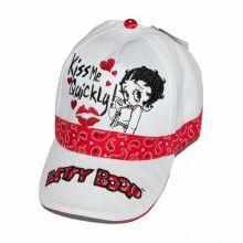Sepcute Betty Boop-Alb Alb 54cm (5-8ani)