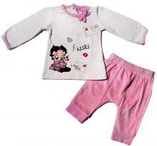 Set Bluza ML-pantalon bebe Betty-Roz