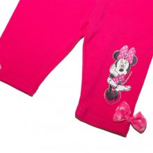 Set bluza+colant Minnie-Roz