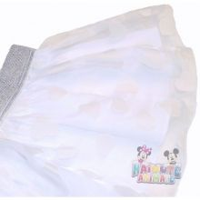 Set fusta - bluza Princess -Alb