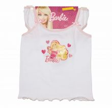 Set maiou+chilot Barbie-Alb Alb 6-8ani