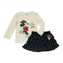 Set Tricou ML-fusta Minnie