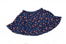 Set tricou MS + fusta MINNIE-Gri/Bleumarin
