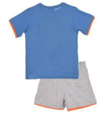 Set tricou + PS Jake-Albastru