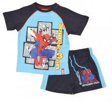 Set tricou + PS Spiderman-Bleu