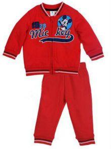 Trening Mickey bebe -Rosu