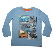 Tricou ML Cars -Bleu