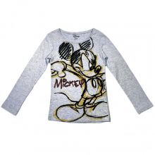 Tricou ML Mickey - Gri